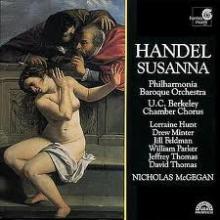 George Frideric Handel - Susanna - harmonia mundi France